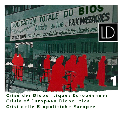 1. Crisis of European Biopolitics