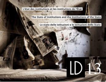L'état des institutions et les institutions de l'État