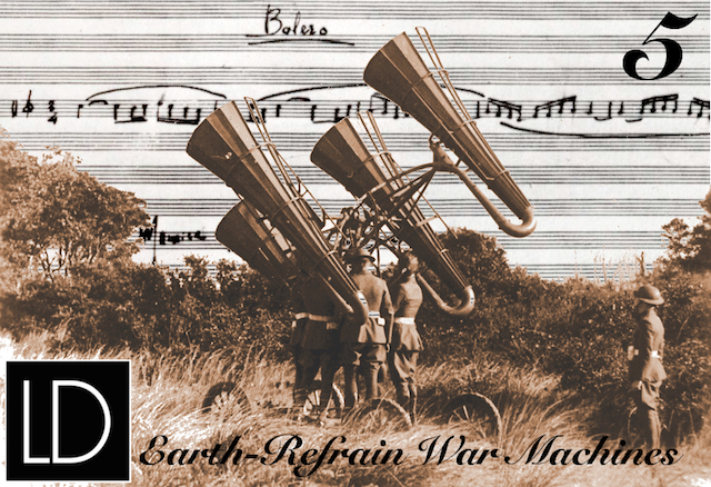 5. Earth-Refrain War Machines